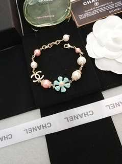 Chanel 花朵手鏈