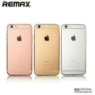 Remax Crystal Series TPU Protective Softcase for iPhone 6/6s