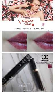 🚚 Chanel Rouge Coco Gloss 水晶糖光透唇釉