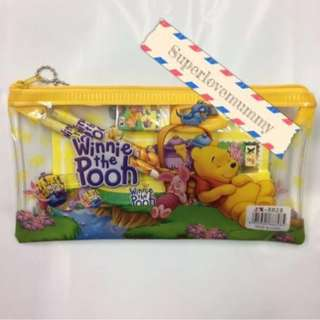 Winnie The Pooh Pencil Case Party Supplies