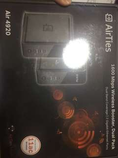 AirTies 4920 WiFi Mesh 2x Brand New Sealed