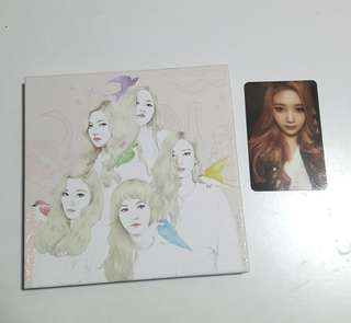 Red Velvet Ice Cream Cake Album