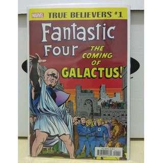 🚚 Fantastic Four #48 - True Believers