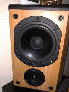 90%New Dynamic Audio 喇叭 音箱一對