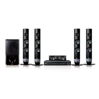 LG 5.1 ch Blu-ray Home Theatre System (HB806TM)
