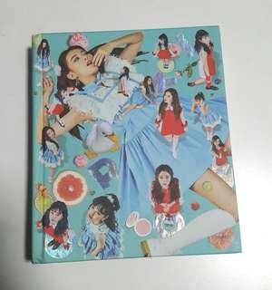 Red Velvet Rookie Album (Seulgi Cover)