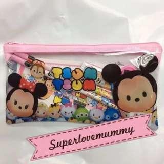 Tsum Tsum Children Pencil Case!