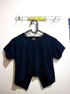 Crop tee import bangkok