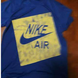 🚚 Nike Air shirt top - size XXL - Blue and yellow