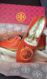 New!  Authentic Tory Burch Daley Espadrille