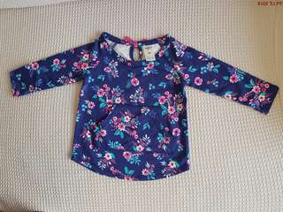 OshKosh b'gosh baby girl top