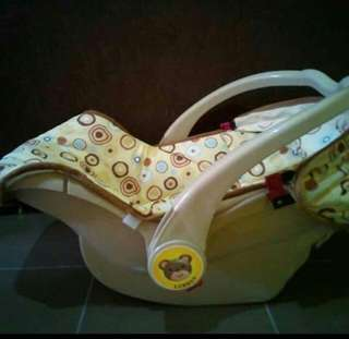 2in1 Carry Rocking Chair