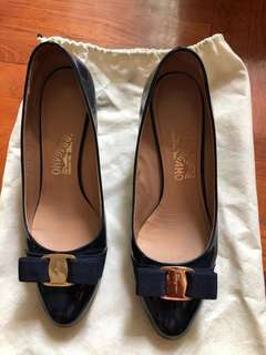 Salvatore Ferragamo Shoes 100% real