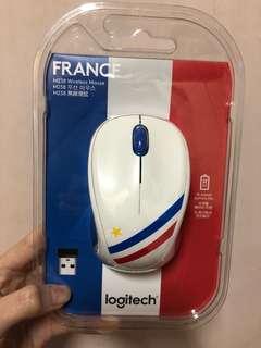 世界盃限定!法國🇫🇷無線滑鼠