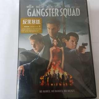 DVD Gangster Squad 反黑暴隊