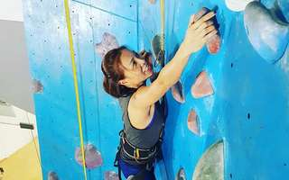 (Sat-Sun) Full Day Climbing Pass for 1 Person