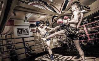 4 Classes of 90-Minute Muay Thai for 2 People