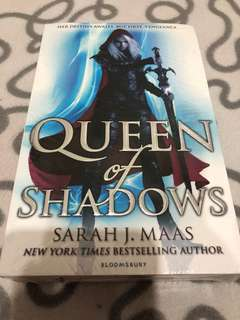 Sarah Maas' Queen of Shadows