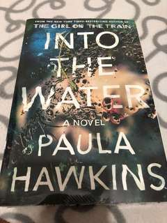 Pawla Hawkins' Into the water