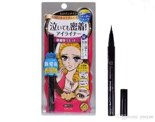 Heroine Make Smooth Liquid Eyeliner (Black)