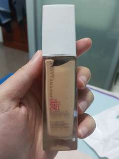 🚚 Maybelline Superstay Full Coverage Foundation