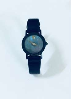 Movado Mother of Pearl Museum Watch