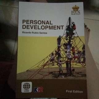 Personal Development k21 shs book