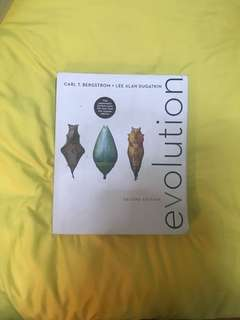 LSM1105 NUS Evolution Textbook