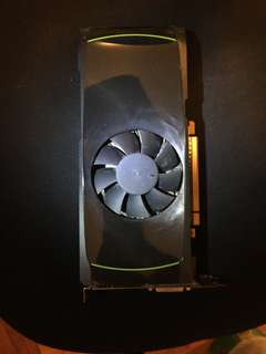 NVIDIA GTX 560 Ti GDDR5 1024MB