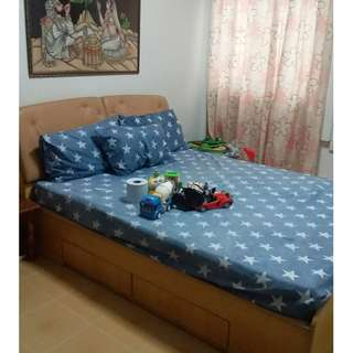 All races acceptable....Master bedroom for Rent (Hougang)