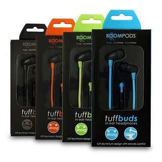 Boompods earphones