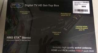 Digital TV HD Set Top Box