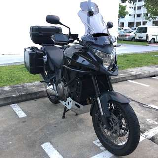 Honda Crosstourer 1200 year 2015