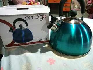 omega kettle