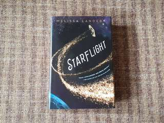 Starflight by Melissa Landers (HARDCOVER)