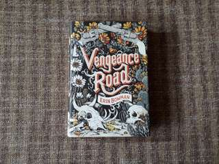 Vengeance Road by Erin Bowman (HARDCOVER)