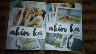 Akin Ka by Jamille Fumah and Pajama_addict's books