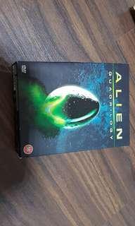 Alien: Quadrilogy (Alien / Aliens / Alien 3 / Alien Resurrection