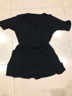 Kimono romper dress