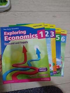 Exploring economics 1 2 3 5 6
