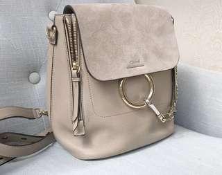 Chloe Faye backpack 背包