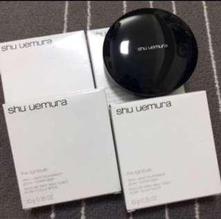 (NEW) 多色shu uemura - the lightbulb oleo-pact foundation