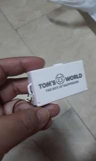 Toms world keychain wd tool