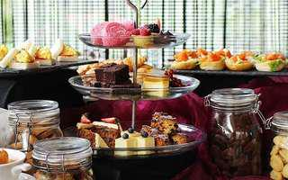 Weekend High Tea Buffet for 4 People