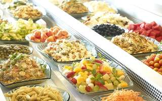 60-Minute All-You-Can-Eat Salad Buffet for 1 Person