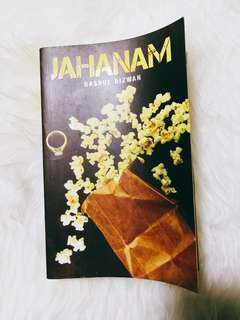 Buku Fixi - Jahanam