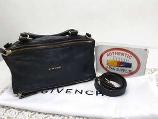 givenchy pandora medium black