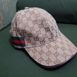Topi Gucci Canvas