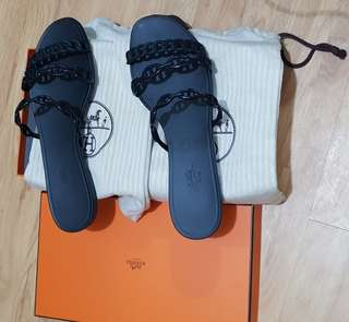 Guaranteed Authentic Hermes 2018 Summer Sandals