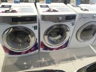 Electrolux frontload washing machine
